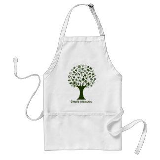Simple Pleasures Tree Standard Apron
