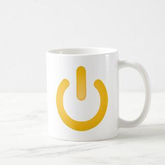 Simple Power Button Mug