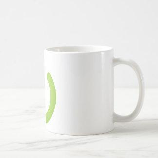 Simple Power Button Coffee Mug