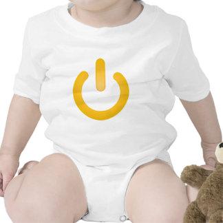 Simple Power Button Shirt