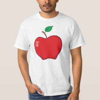 Simple Red Apple T-Shirt