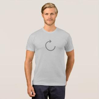 Simple Refresh Icon Shirt