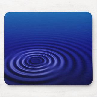 simple ripple mouse pad