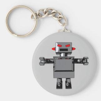 Simple Robot Keychain