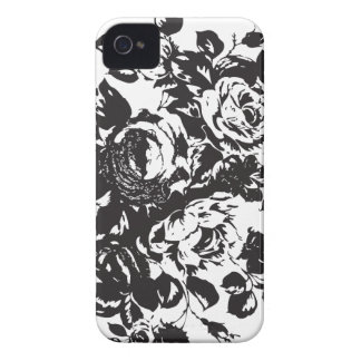 Simple Rose Petal Design iPhone 4 & 4s Case