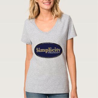 Simple Simplicity Gear T-Shirt