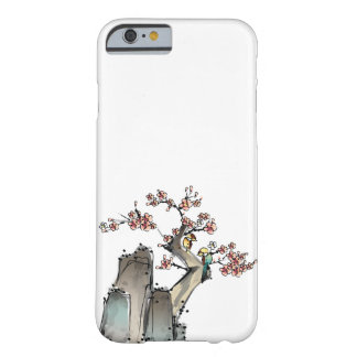 Simple Sketch Barely There iPhone 6 Case