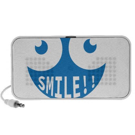 SIMPLE SMILE!! VECTOR SPEAKER SYSTEM