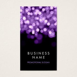 Simple Sparkle Purple Lights