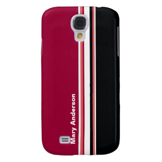 Simple Stripes Galaxy S4 Case
