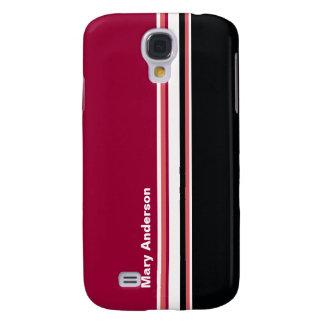 Simple Stripes Galaxy S4 Case