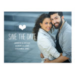 Simple & Sweet | Photo Save the Date