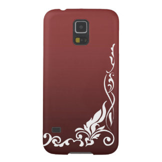 Simple Swirl Galaxy S5 Case