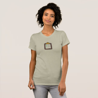 Simple Task Done Icon Shirt