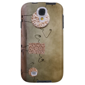Simple Things - Power Food Galaxy S4 Case