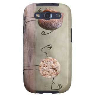 Simple Things - Power Food Samsung Galaxy S3 Cover