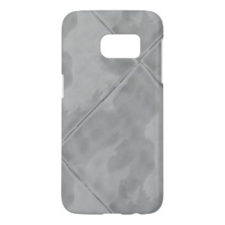 Simple Tile Ceramic Surface Gray