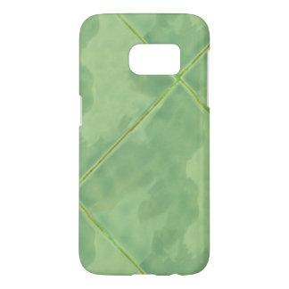 Simple Tile Ceramic Surface Green