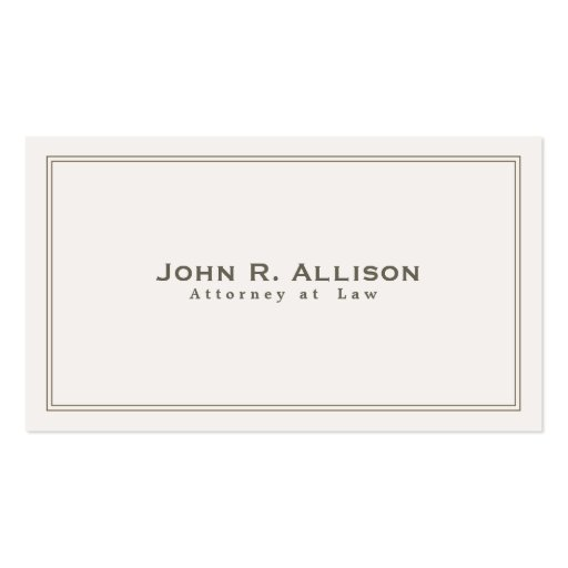 premium lawyer barrister business card templates