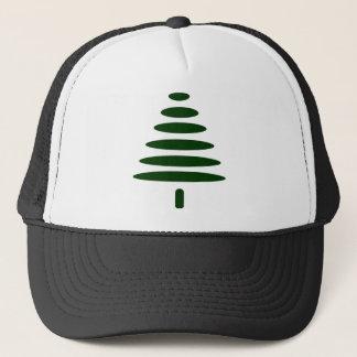 Simple Tree Trucker Hat
