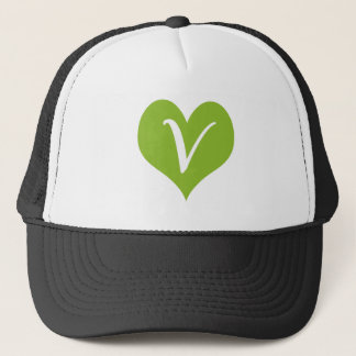 Simple Vegan Graphic Cap