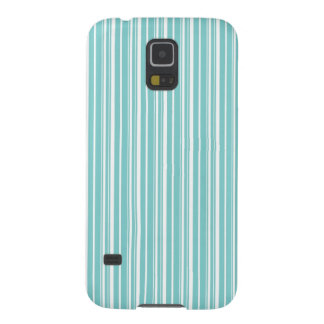 Simple white blue preppy stripes striped pattern galaxy s5 case