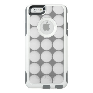 Simple White OtterBox iPhone 6/6s Case