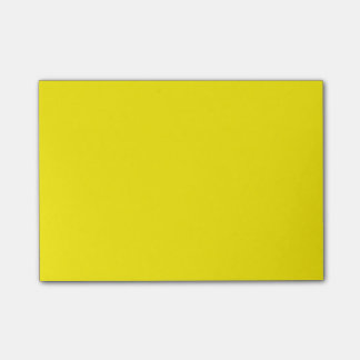 Simple Yellow Post-it Notes