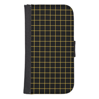 Simple You can change background color Wallet Case
