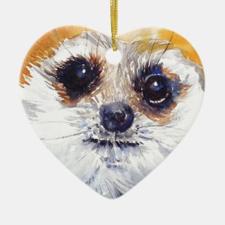 Simples! Meerkat Christmas Ornament