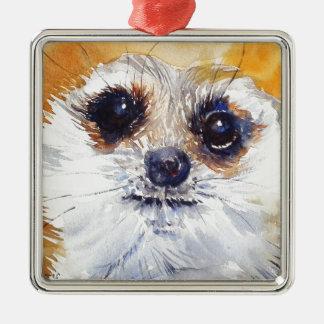 Simples! Meerkat Christmas Ornament