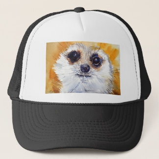 Simples! Meerkat Trucker Hat