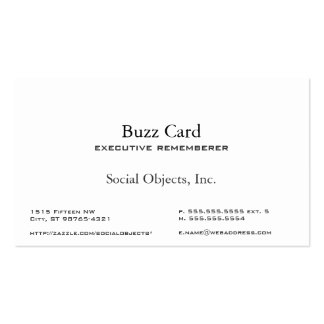 Simplest Serif American Garamond Gothic Template Business Card Templates