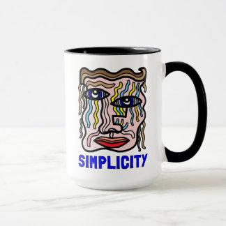 """""""Simplicity"""" 15 oz Combo Mug"""