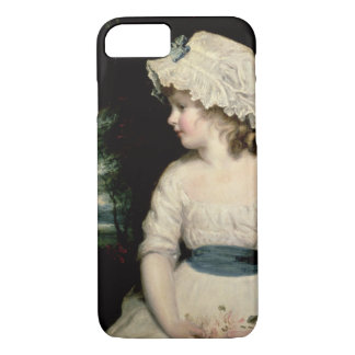 Simplicity - A Portrait of Miss Theophilia Ghatkin iPhone 8/7 Case