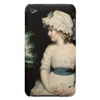 Simplicity - A Portrait of Miss Theophilia Ghatkin iPod Case-Mate Cases
