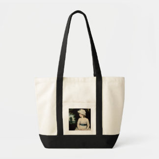 Simplicity - A Portrait of Miss Theophilia Ghatkin Tote Bag