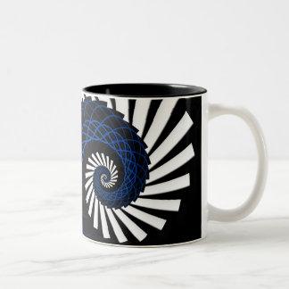 Simplicity Blue Mug
