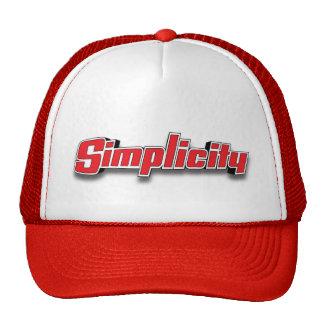 Simplicity Garden Tractor Equipment Art Hat