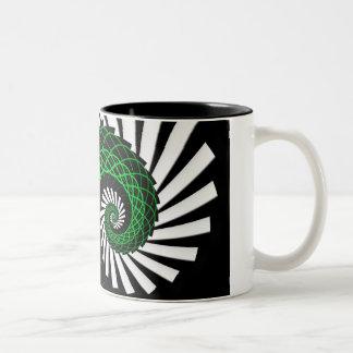 Simplicity Green Mug