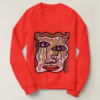 """""""Simplicity"""" Women's Raglan Sweatshirt"""