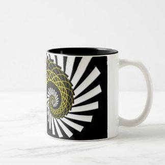 Simplicity Yellow Mug