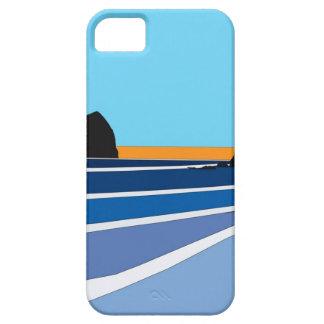 Simplistic Pacific City, Oregon iPhone 5 Case