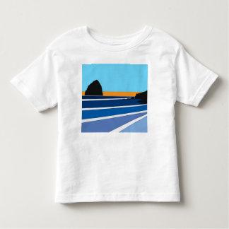 Simplistic Pacific City, Oregon T Shirt