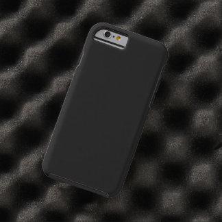 Simply Black Tough iPhone 6 Case