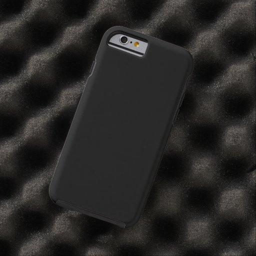 Simply Black iPhone 6 Case