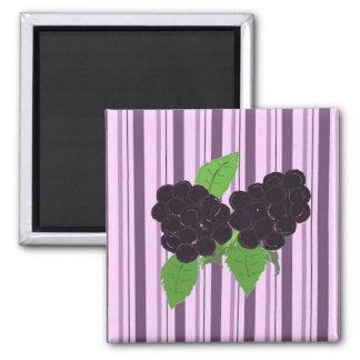Simply Blackberries Magnet