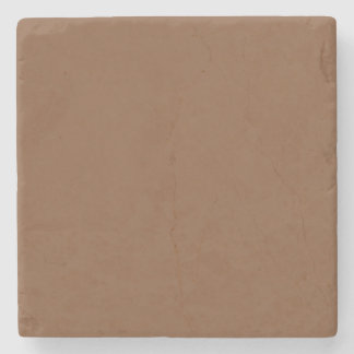 Simply Brown Stone Coaster