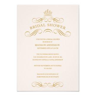 SIMPLY CHIC | BRIDAL SHOWER INVITATION