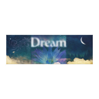 Simply Dreamy Wall Canvas Stretched Canvas Prints